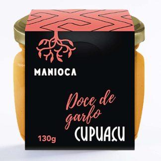 doce de cupuaçu