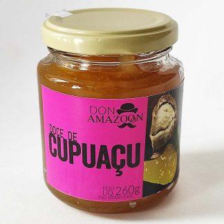 doce de cupuaçu tradicional