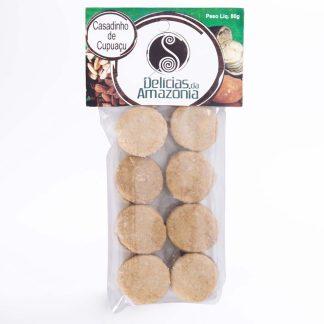 biscoitinho de cupuaçu