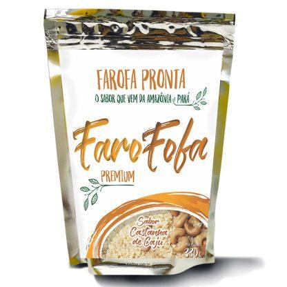 farofa crocante com castanha