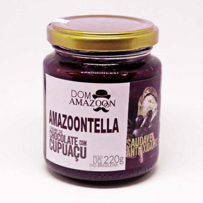 chocolate com cupuaçu