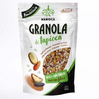 granola da amazonia