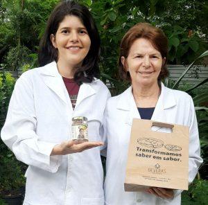 Valéria e Rosa Mourão