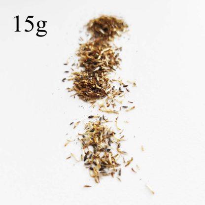 flor de jambu desidratada 15g