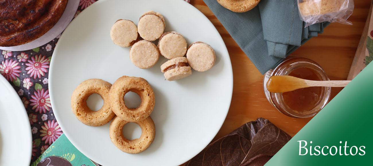 Biscoitos amazônicos