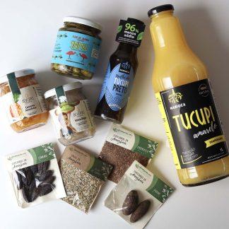 Ingredientes amazônicos