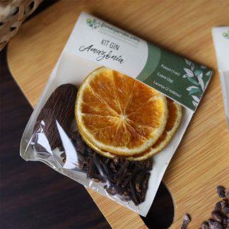 kit gin laranja